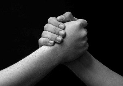 Handshake Post 1